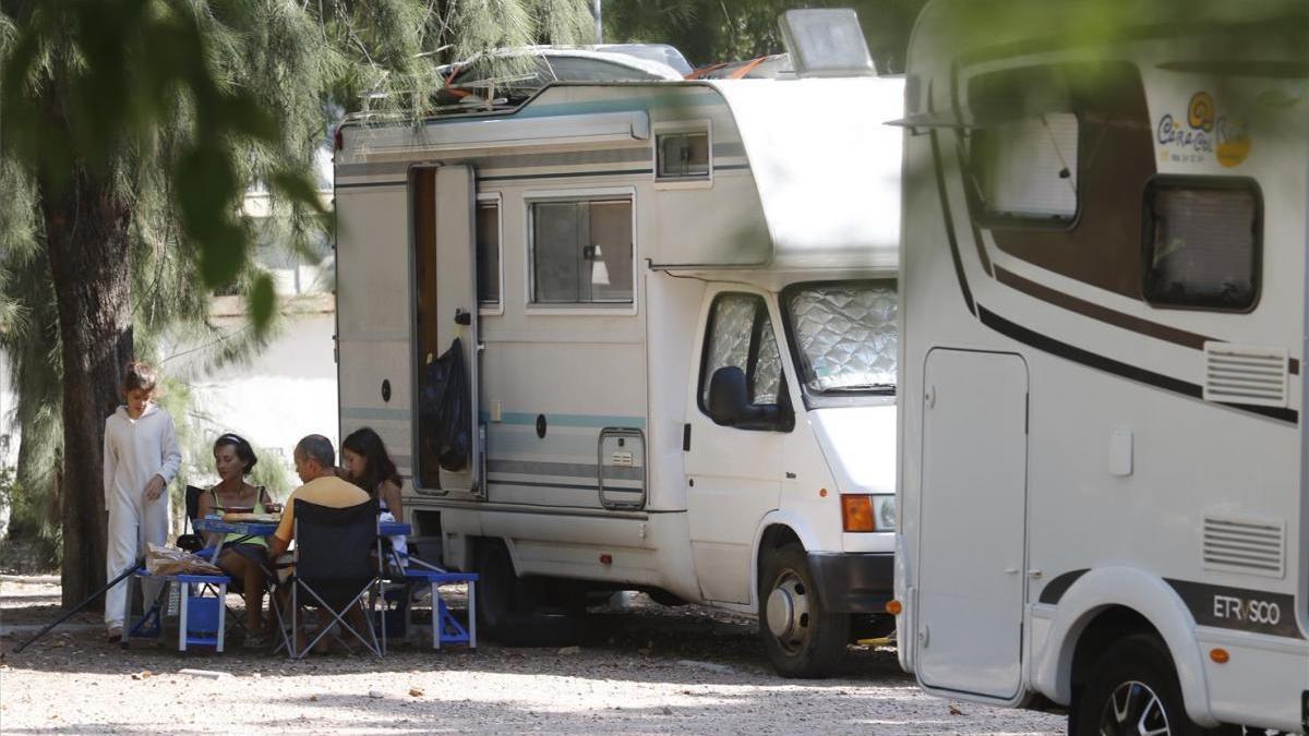 Las autocaravanas ganan adeptos y su número se duplica en Córdoba en un año