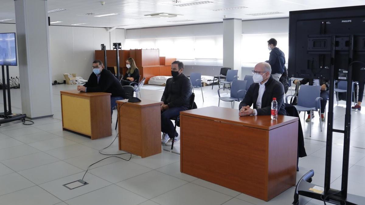 El expresidente de Emarsa, Enrique Crespo, insiste en su inocencia y desconocimiento del saqueo en el juicio por delito tributario