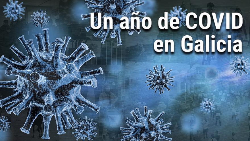 Un año de COVID en Galicia