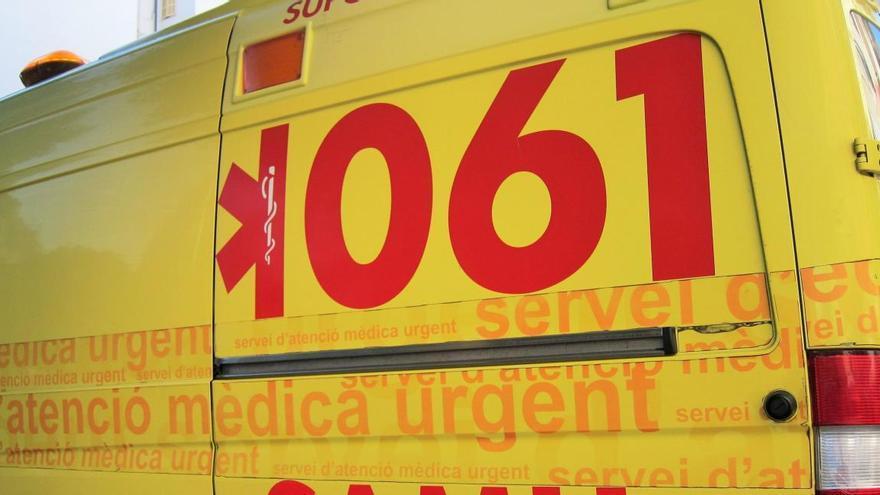 Herido muy grave un niño en un choque frontal entre Manacor y Porto Cristo