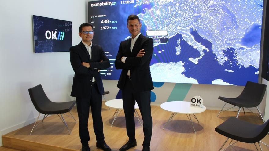 Gilles Redard ficha por OK Mobility Group