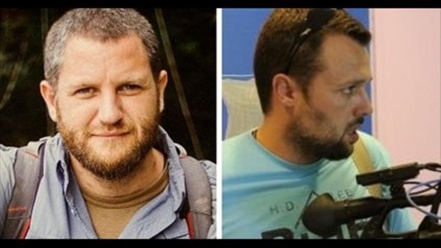 Los cuerpos de los periodistas asesinados en Burkina Faso llegarán este viernes a Madrid