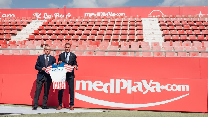 Med Playa i el Girona reforcen la seva aliança