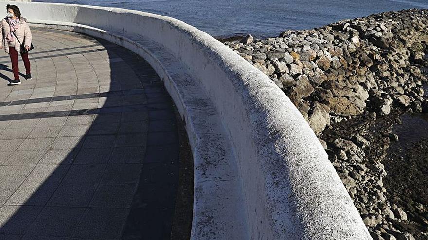 El Principado destina 69.500 euros para reparar el puerto viejo de Luanco