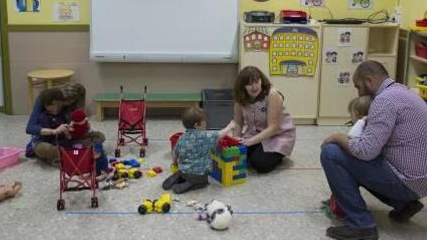 La tasa de escolarización en Infantil 2 años se ha doblado en una década