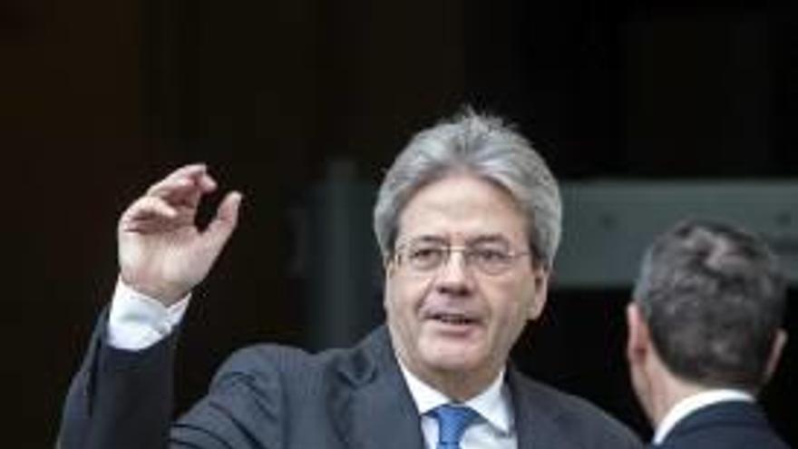 El ministre d'Exteriors Paolo Gentiloni serà el nou primer ministre d'Itàlia