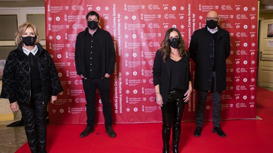 Los Premios Carles Santos reconocen a Ciudad Jara, Badlands y Andreu Valor