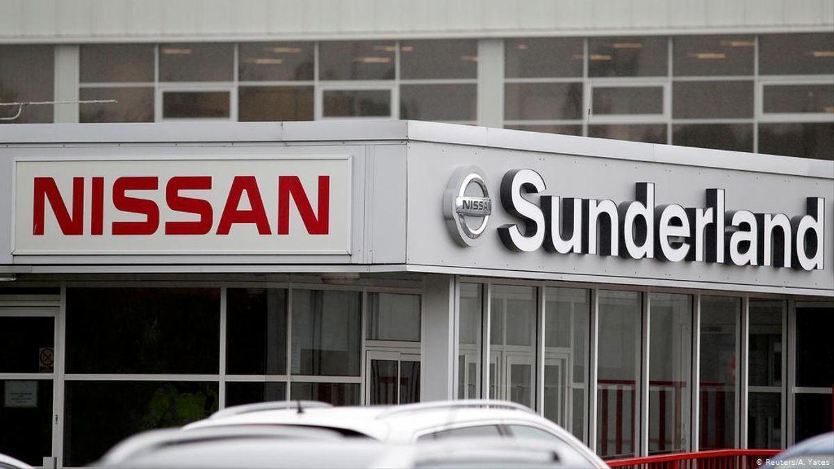 Nissan reitera su compromiso con la planta de Sunderland, Inglaterra