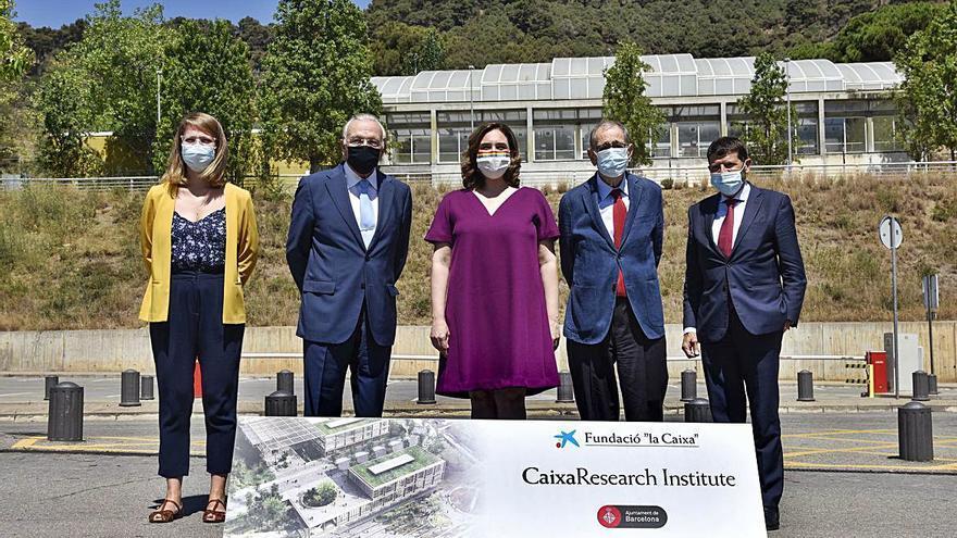 La Fundación «la Caixa» impulsa  el nuevo centro de investigación  en salud CaixaResearch Institute