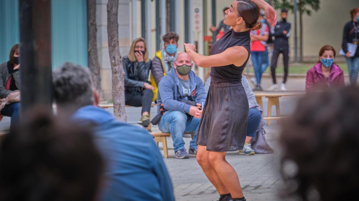 El Festival Figueres es Mou és un dels exemples d'actes adaptats a la pandèmia