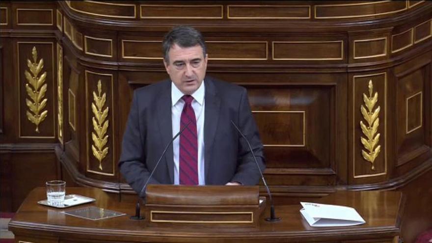 El PNV pide a Sánchez arrojo al abrir puertas inexploradas