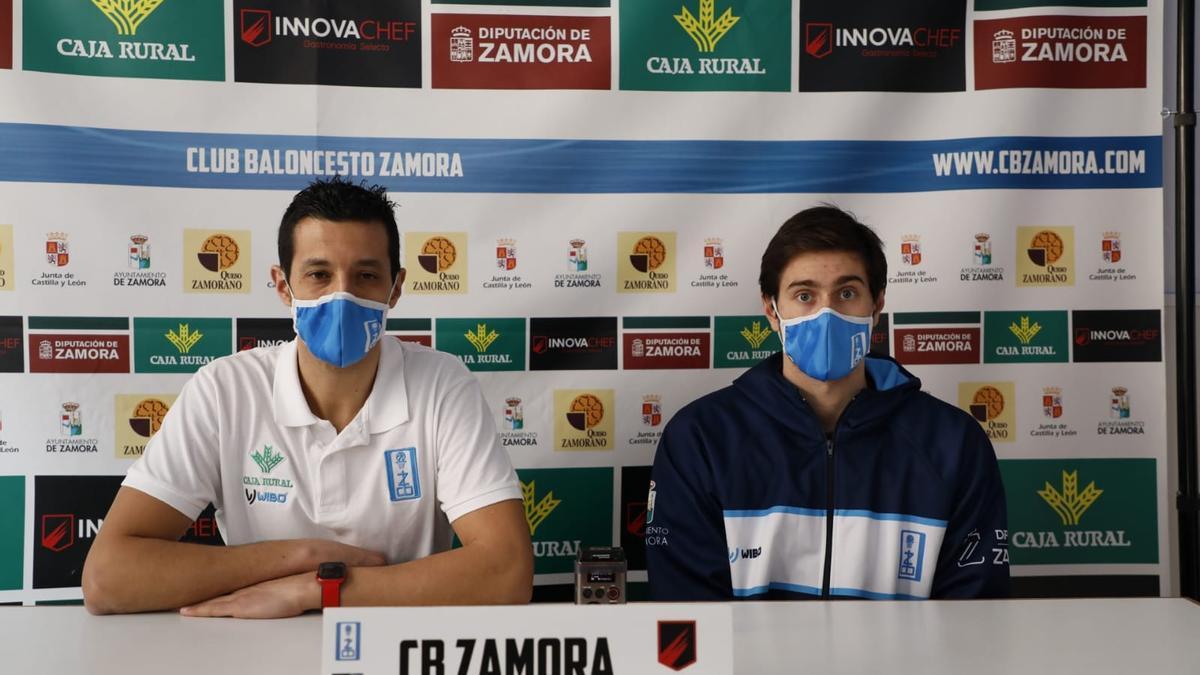 Saulo Hernández y Pol Molins
