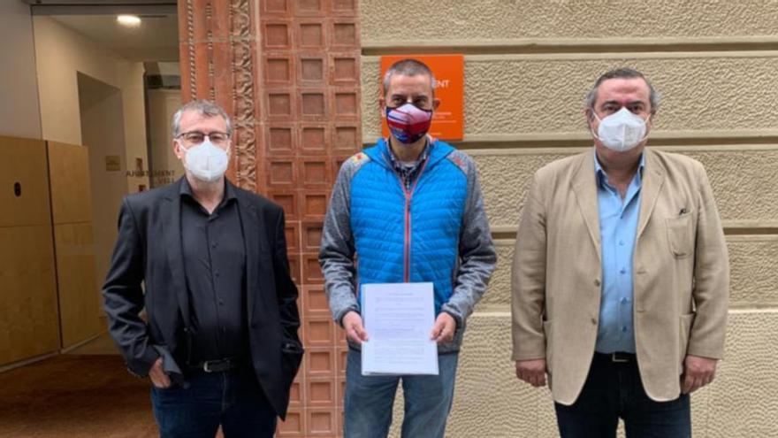 L'oposició de la Bisbal d'Empordà presenta una esmena conjunta a la pujada d'impostos