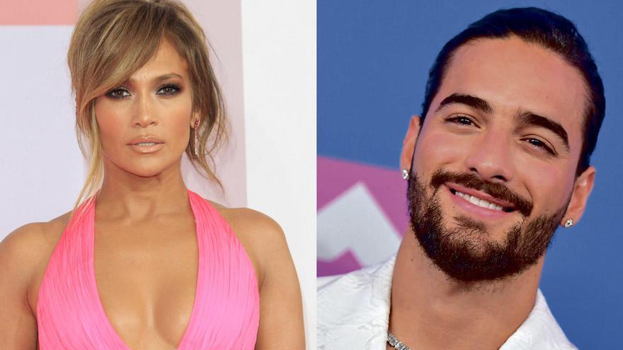 Maluma debutará en cine como pareja de Jennifer Lopez