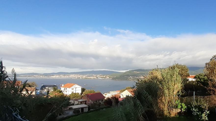 Este jueves dejará tormentas eléctricas en Galicia