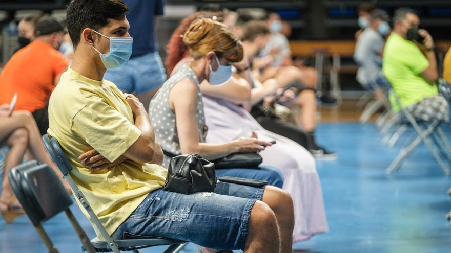 Canarias supera el 60% de la población diana inmunizada