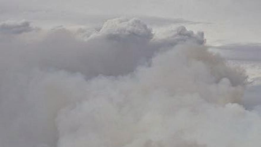 Urgen un plan director contra los incendios en el Macizo Central
