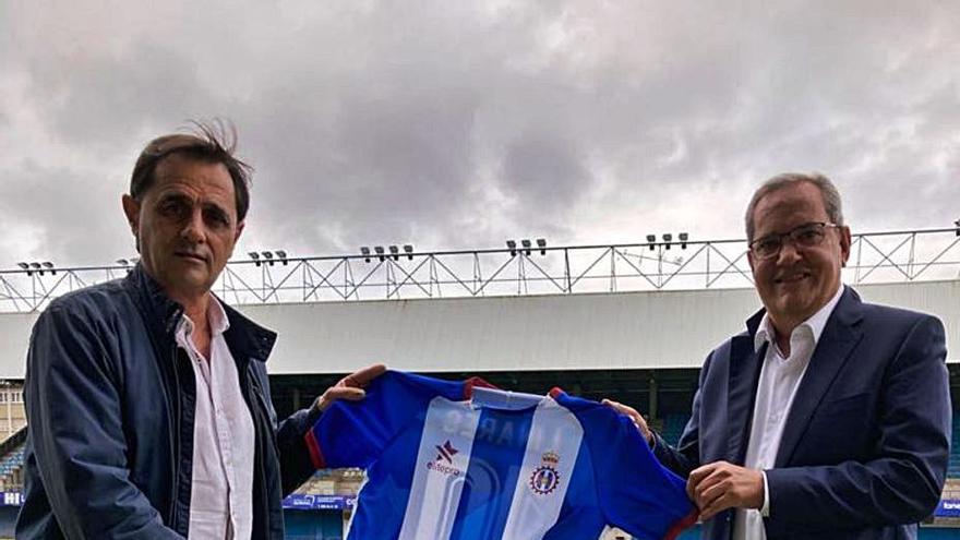 Joaquín vuelve al Real Avilés como delegado