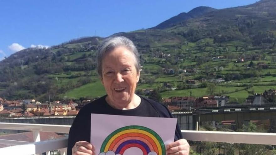 Las historias de amor en los epicentros del coronavirus en Asturias