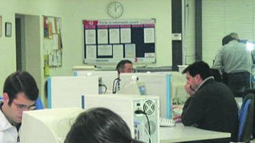 El telecentro municipal elevó el número de usuarios en la pandemia