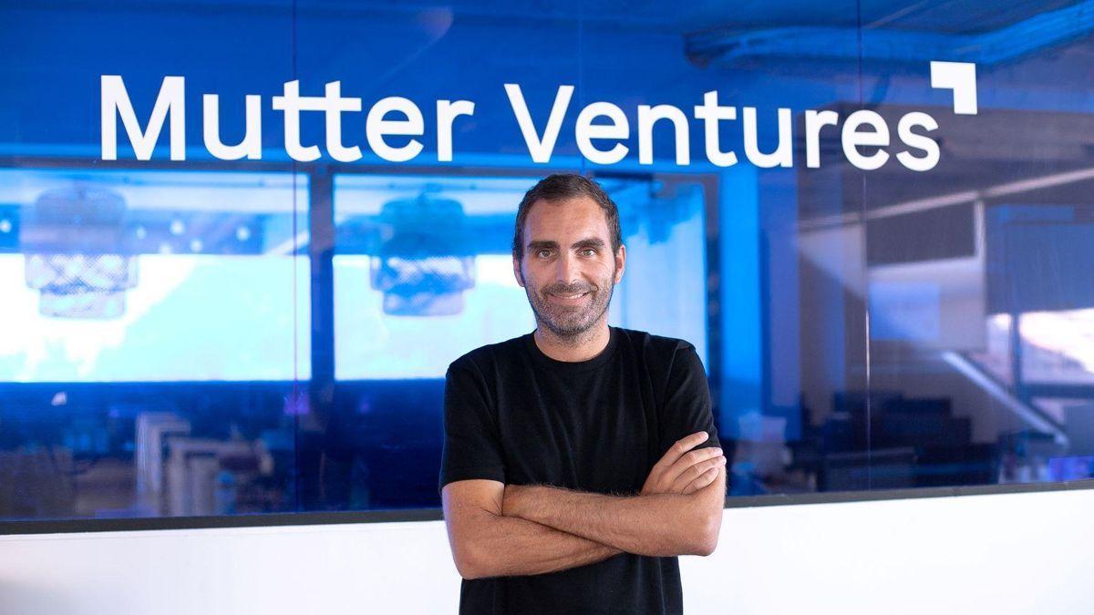 Christian Rodríguez, cofundador y CEO de Mutter Ventures.