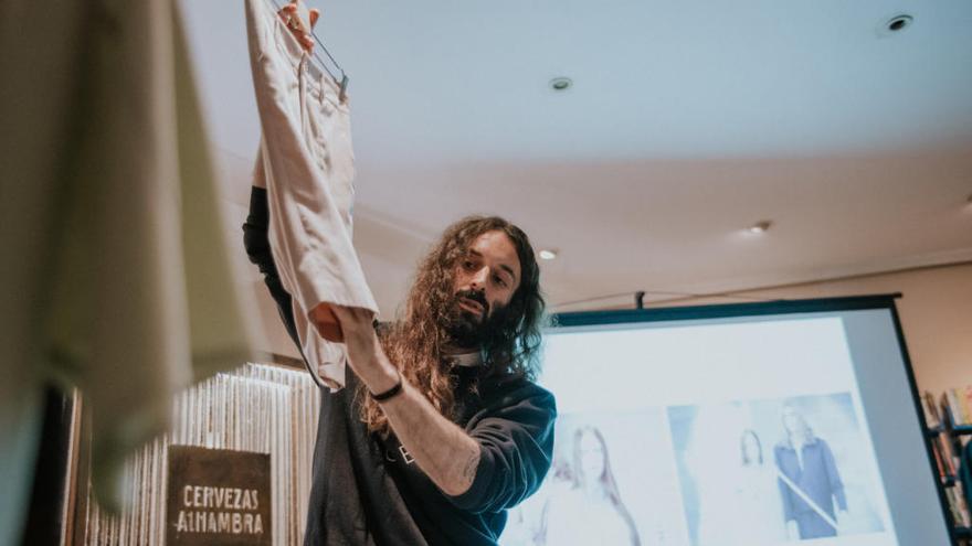 Pedro Lobo hace un recorrido por sus colecciones en Creando Despacio