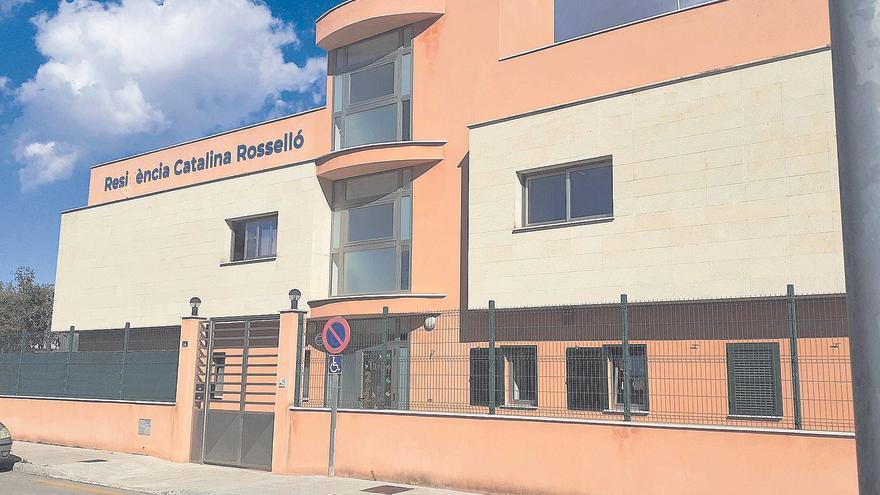 Intervenida con el 90% de usuarios con covid la residencia Catalina Rosselló