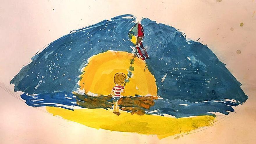La Fundación Alió reconoce  los mejores dibujos infantiles en el concurso «Miradas»