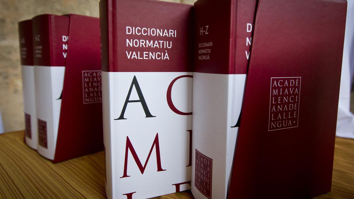 Una nueva palabra en el Diccionari normatiu valencià