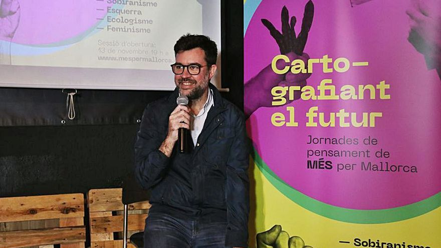 Més presenta sus jornadas de «pensamiento y rearme ideológico» para el 2023
