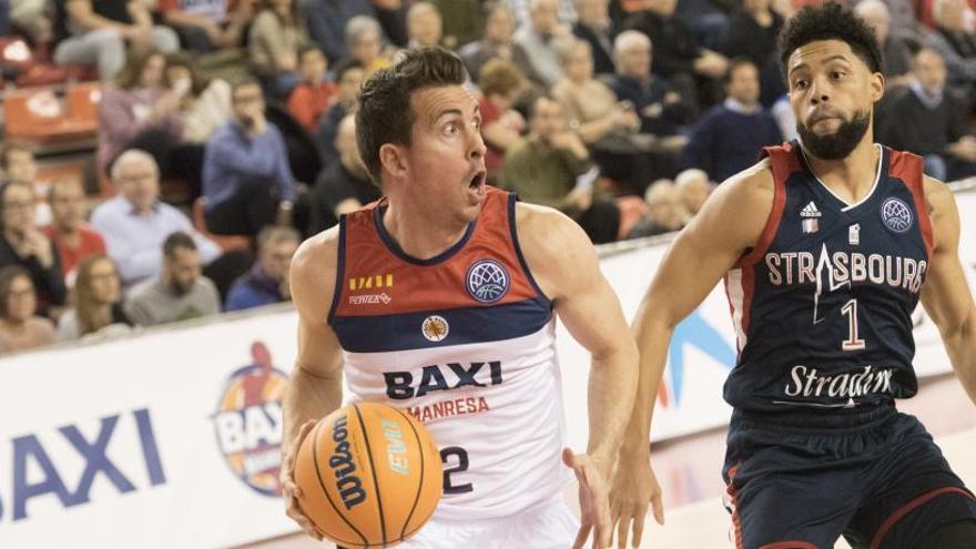 El Baxi viatja a Galícia amb 13 jugadors, inclosos Toolson i Báez