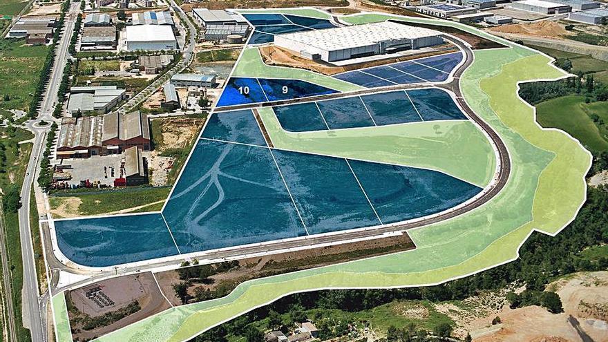 El grup Romero Polo impulsa una planta d'aglomerat asfàltic a Vilanova del Camí