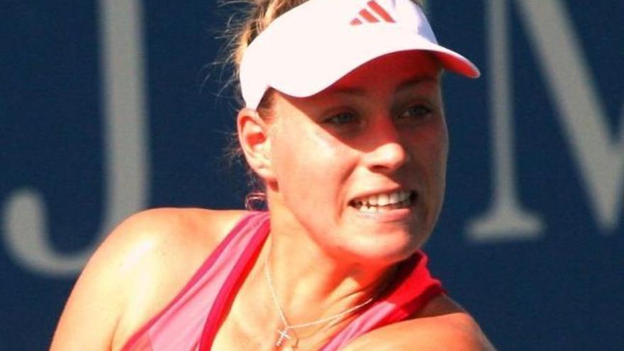 Für Angelique Kerber ist schon Schluss bei den Mallorca Open