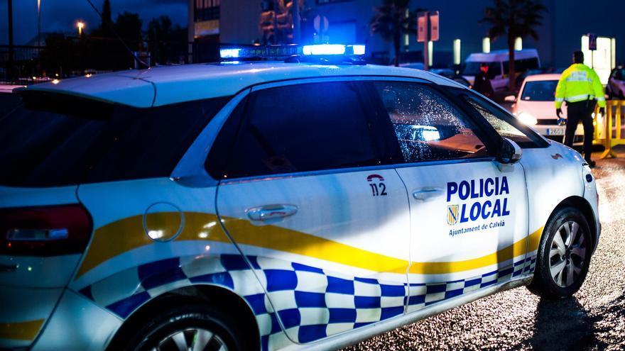 La Policía sanciona a un bar de Calvià por organizar una fiesta con sesiones de DJ