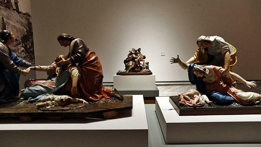 El Museu de Belles Arts prorroga fins al  6 de setembre l'exposició de Josep Ginés