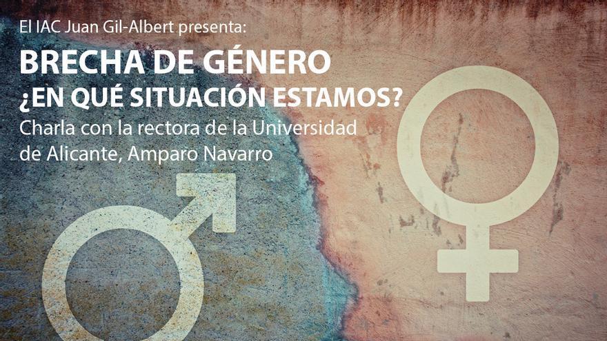 El Instituto Gil-Albert celebra el Día de la Mujer con un encuentro virtual con la primera rectora de la UA