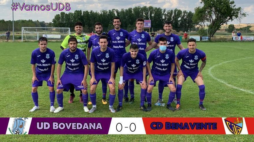 La Bovedana también gana al Candeleda en Avila