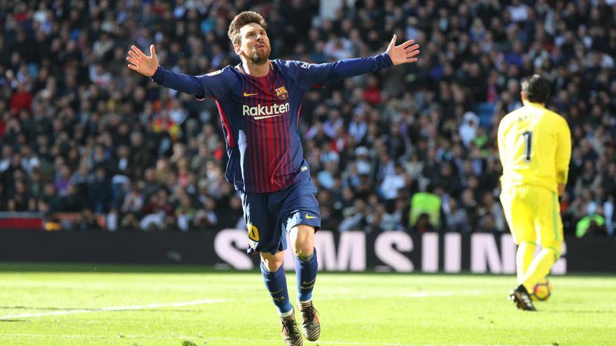 Valverde se deja a Messi en Barcelona