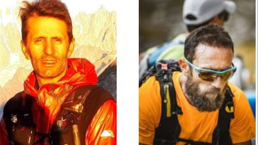 Dos alicantinos realizarán una prueba solidaria de 300 kilómetros en el Mont-Blanc