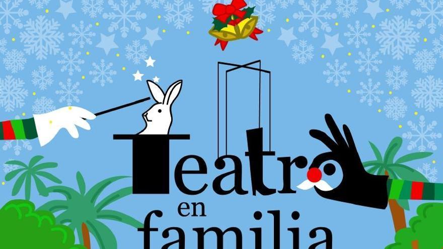 Programa de teatro infantil para esta Navidad en Málaga