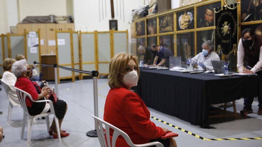 Isabel García logra 182 votos para presidir Nuestra Madre