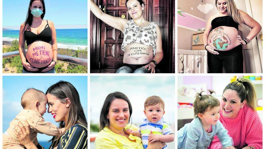 Madres en estado de alarma