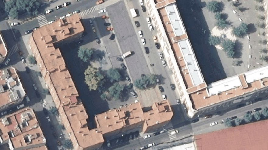 Burriana consigue la cesión gratuita de la plaza sin nombre de la Bosca