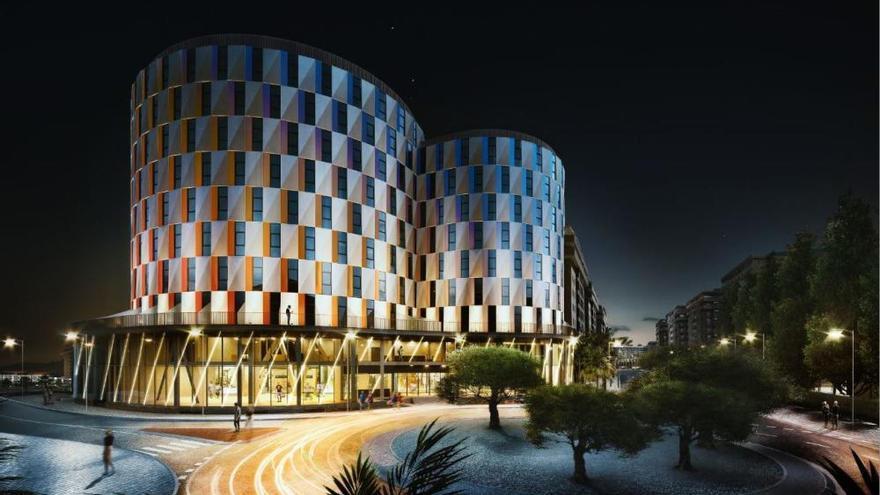 Urbania invierte 25 millones en la apertura del hotel con más habitaciones de Valencia