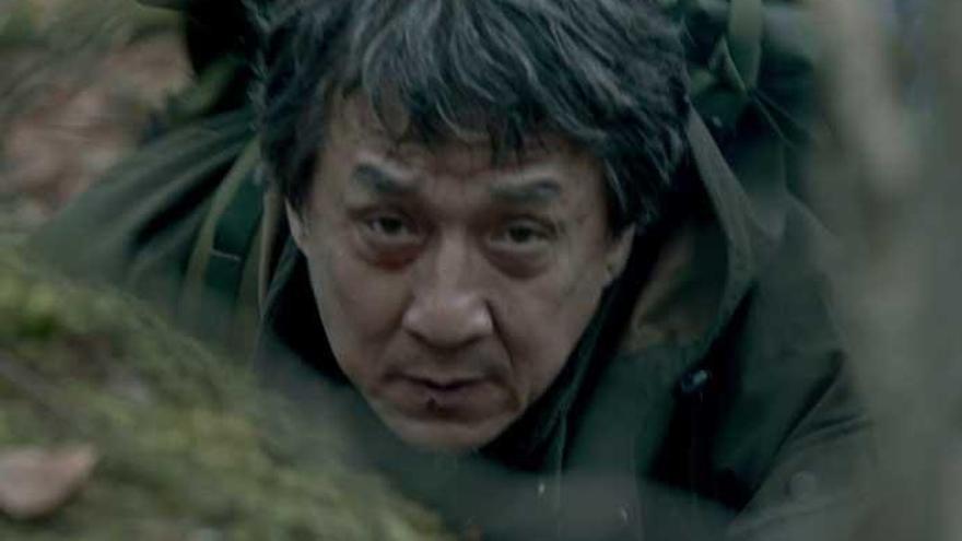 'El extranjero': Jackie Chan sigue en forma