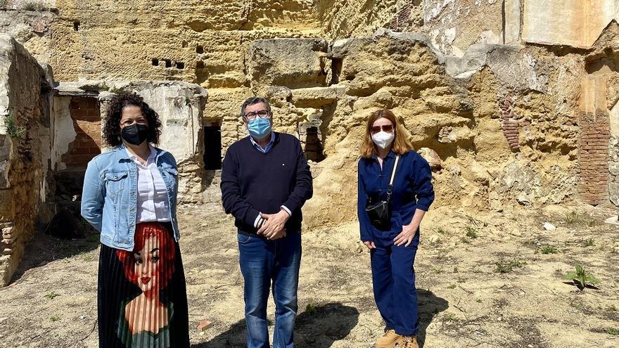 Vélez-Málaga quiere abrir cuanto antes el complejo arqueológico San Pitar en Valle-Niza