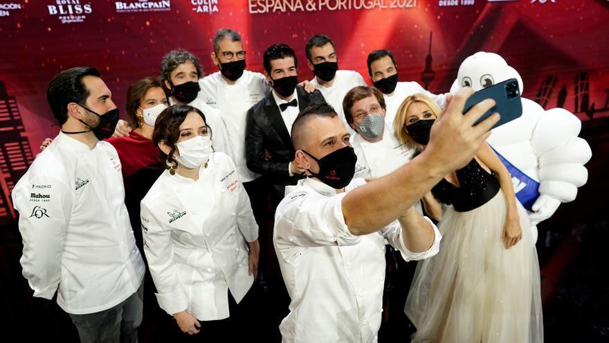 El sueño estrellado de los chefs Michelin asturianos