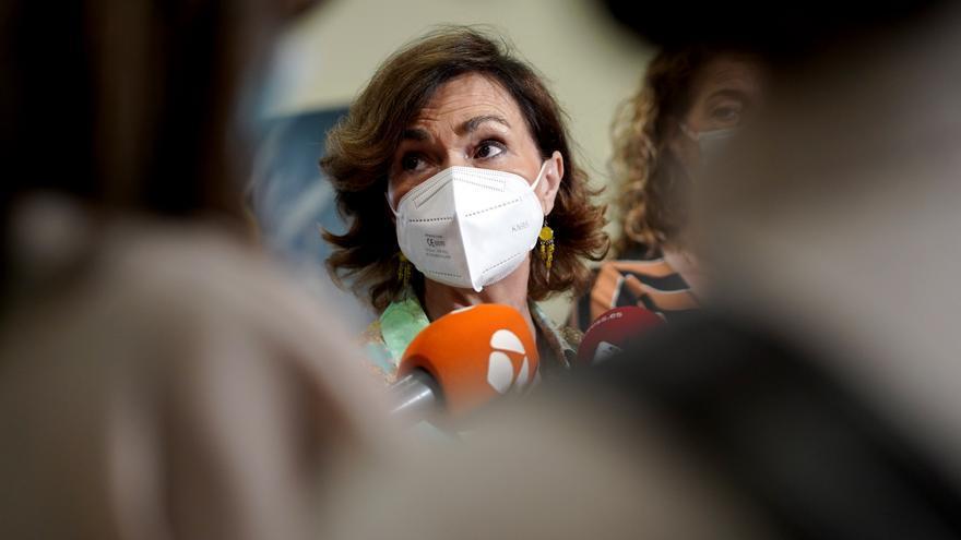 Calvo pide el rechazo unánime a los negacionistas de la violencia machista