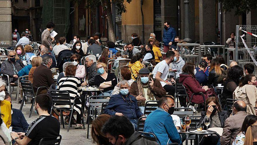La reapertura de la hostelería en Zamora permite una tímida mejora en el desempleo: 119 parados menos