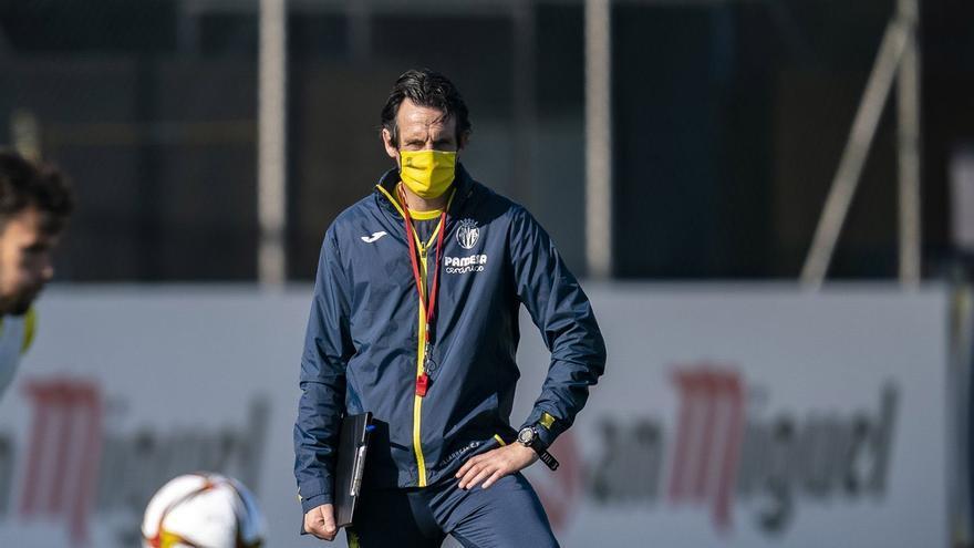 """El ruego de Emery a LaLiga: """"Debería cambiarse de día el Real Madrid-Villarreal"""""""